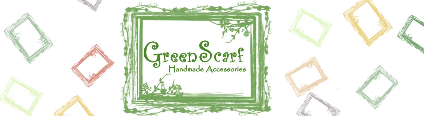 GreenScarf-Accesorii realizate manual
