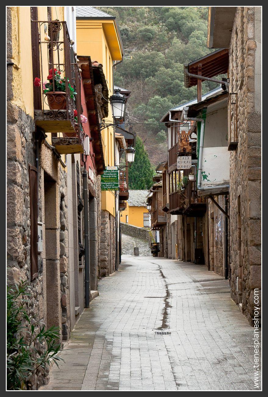 Molinaseca pueblo del Bierzo