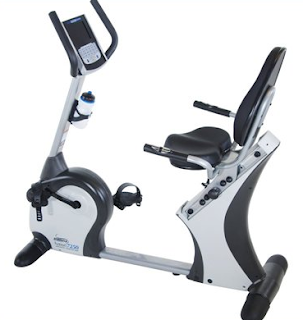 ergo air plus excerise bike manual
