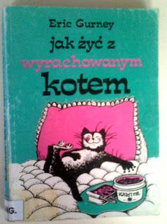 Eric Gurney. Jak żyć z wyrachowanym kotem.