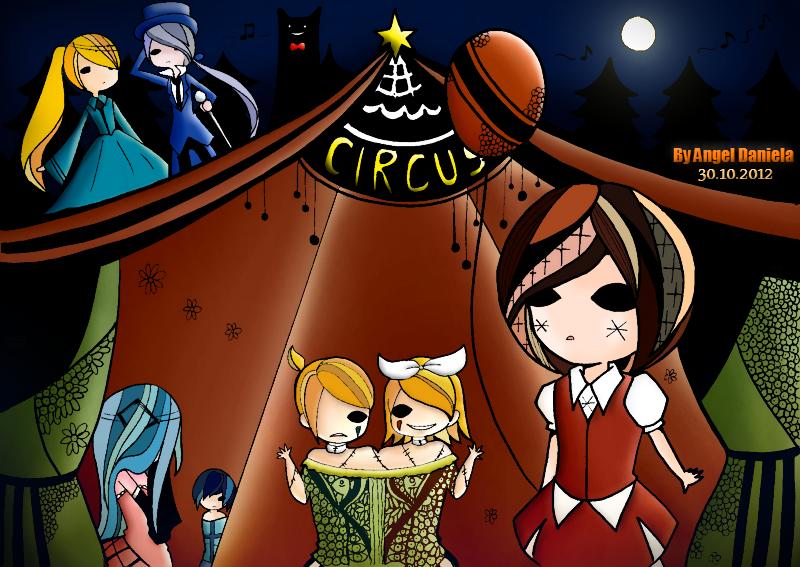 dark woods circus romaji 2