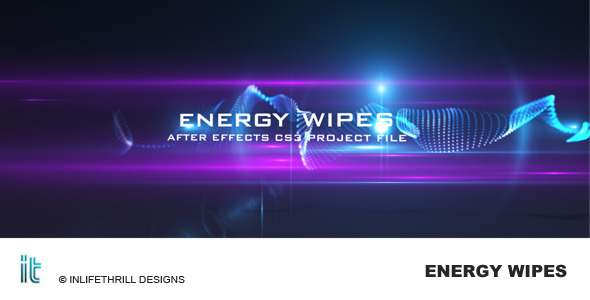 VideoHive Energy Wipes