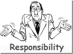 Assumersi la responsabilità di ciò che viviamo