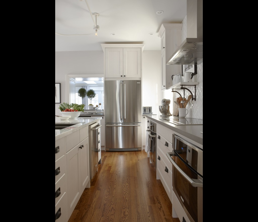 Sarah richardson farmhouse - A Twist On A Farmhouse Kitchen
