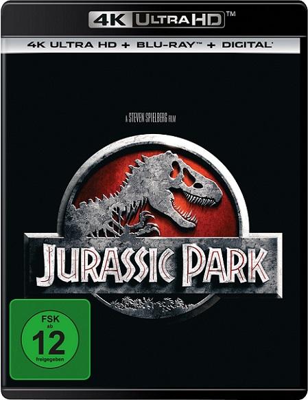 Jurassic Park 4K (1993) 2160p 4K UltraHD HDR BluRay REMUX 50GB mkv Dual Audio DTS-X 7.1 ch