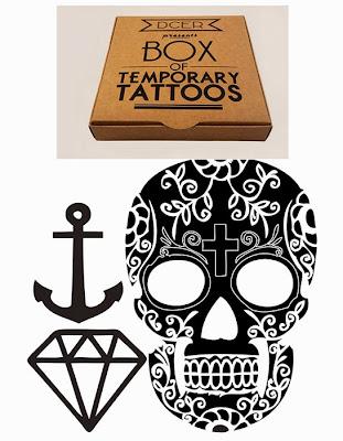 Tatuaggi temporanei - DCER