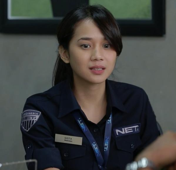Gista putri net.tv, presenter cantik indonesia