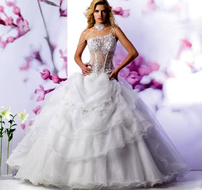 Wedding Ballroom Gown