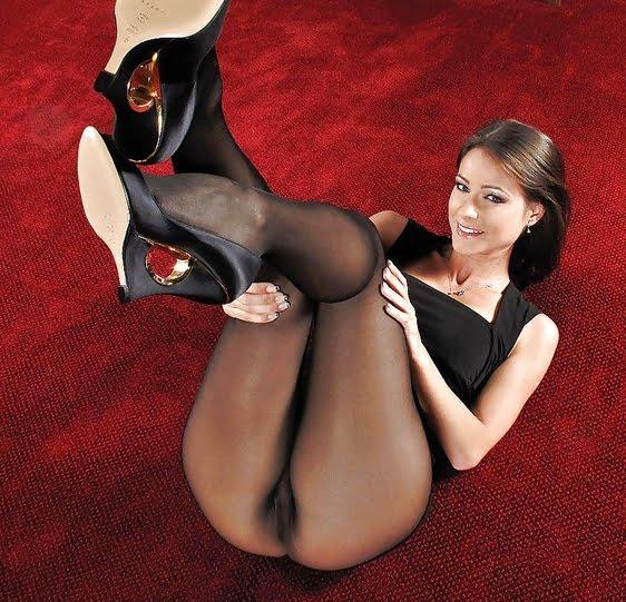 sexy pantyhose knullis