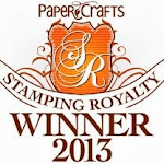 Stamping Royalty Winner 2013