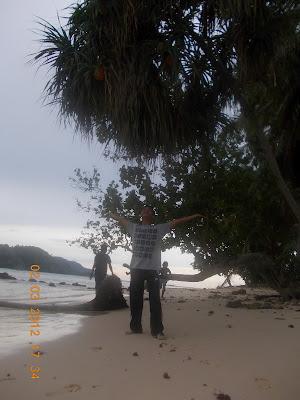 pantai corocok