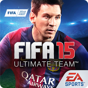 Download FIFA 15 Ultimate Team Android