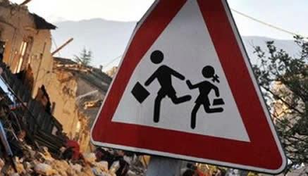 Scuola e terremoto