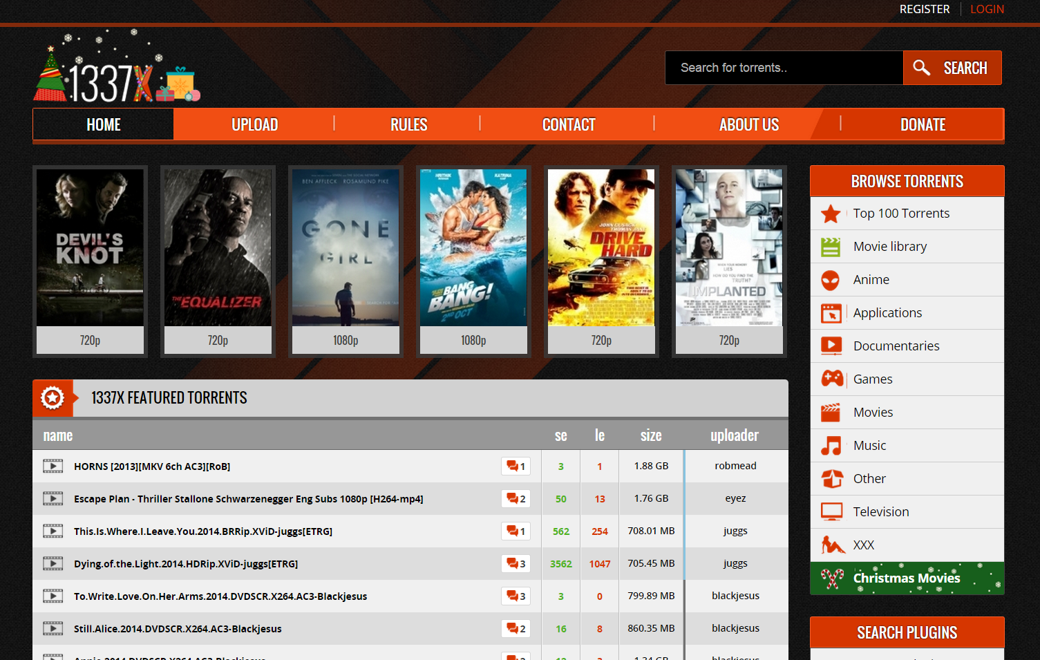 free downloadable movie torrents