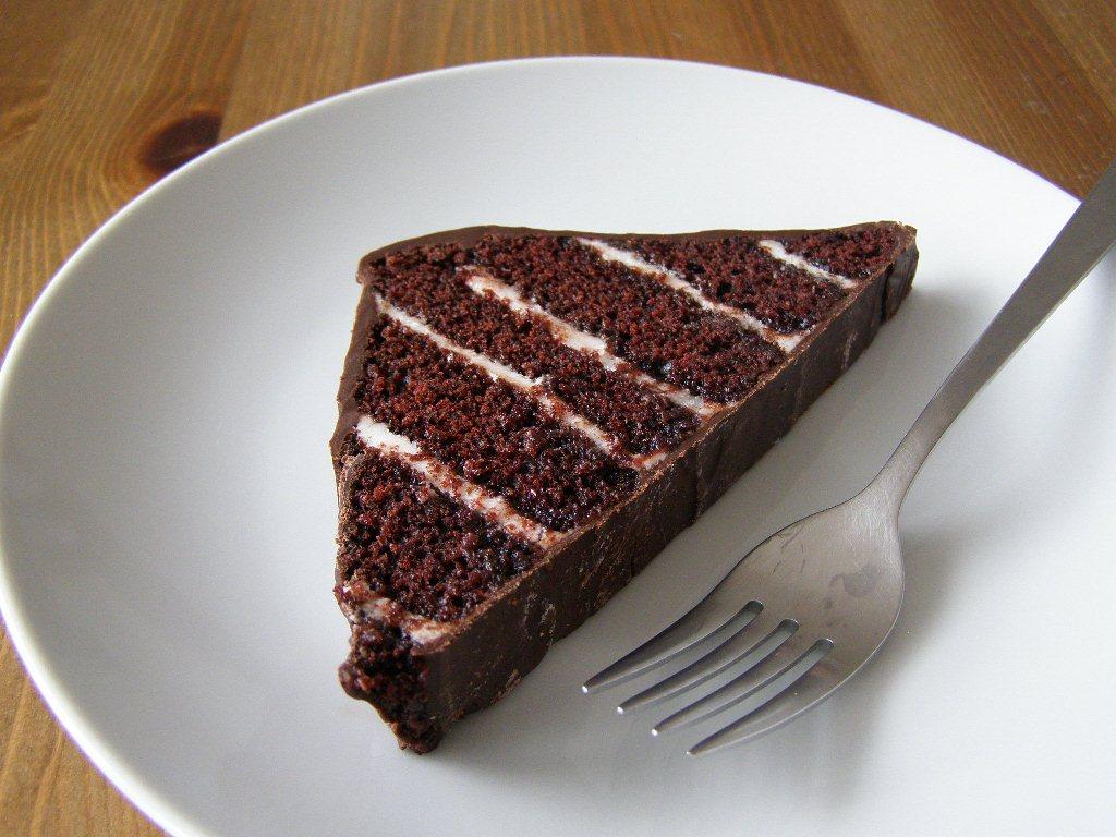 Chocolate triangle cake recipes