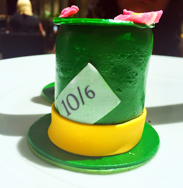High Tea The Westin Hotel Mad Hatter Alice In Wonderland Afternoon Tea  Hat
