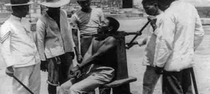 10 Hukuman Mati Tersadis Terkejam Dunia - lensaglobe.com