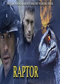 Raptor 2015 Hindi Dubbed WEBRip 300mb