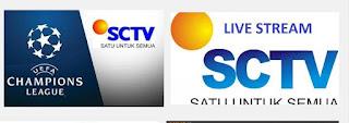 Streaming SCTV Online. Menyajikan tayangan SCTV secara online.