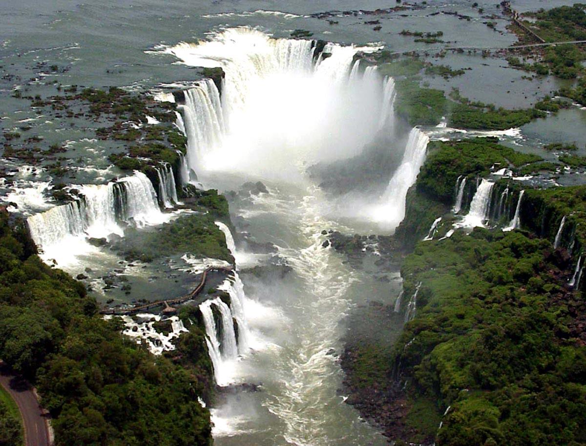 Foz Do Iguacu Brazil  city photos gallery : Viajes y turismo alrededor del Mundo!: Cataratas del Iguazú ...