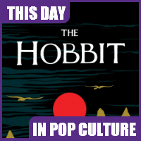 The Hobbit was published on September 21, 1937