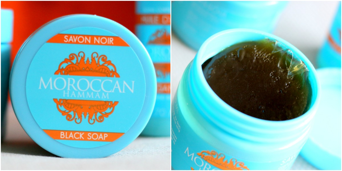 Moroccan Hammam Black Soap