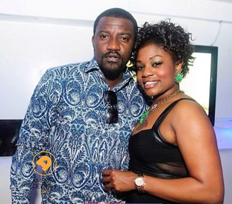 John Dumelo's Wife based in USA Chioma Andy's Blog