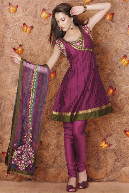 Stunning Churidar Pyjamas Designs