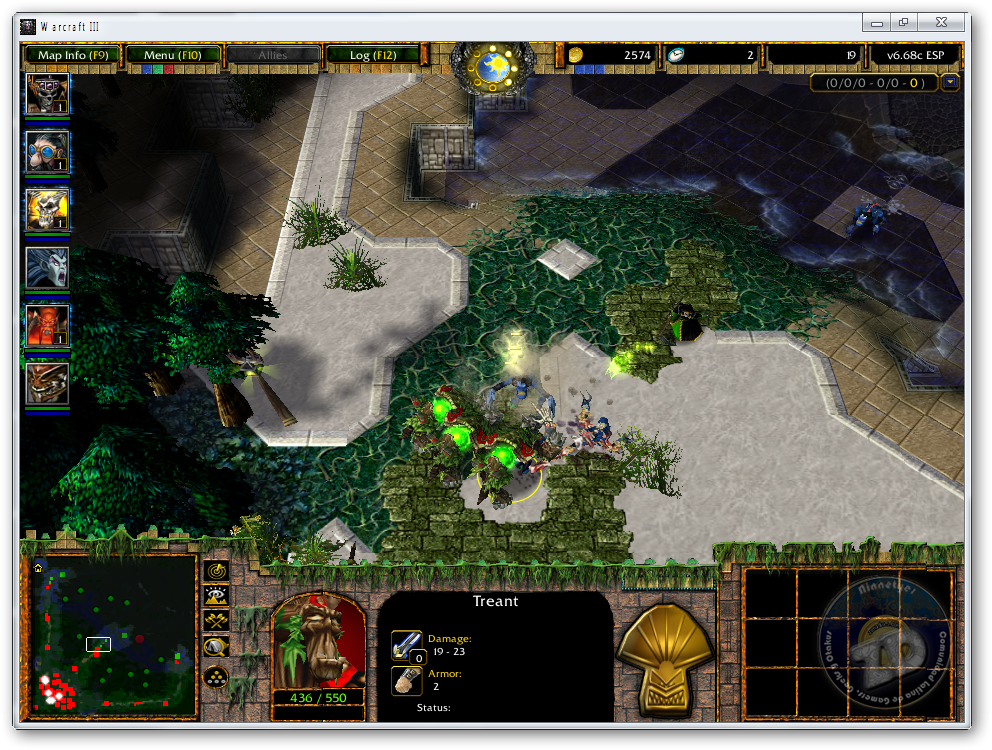 Warcraft iii: reign of chaos needs little introduction, and neither does blizzard, the company that created it