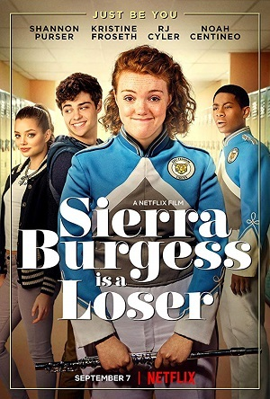 Sierra Burgess é uma Loser - Netflix Filmes Torrent Download capa