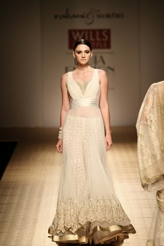 Rabani and Rakha WIFW S/S 2015 www.footnotesandfinds.com