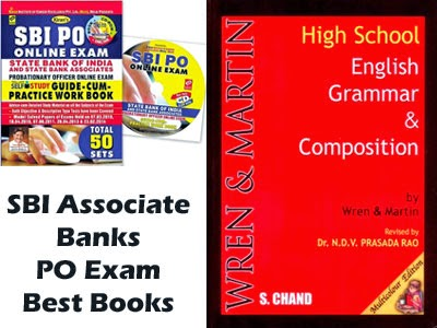Best Books for SBI Associate Banks Probationary Officers Exam