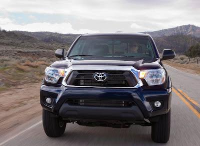 Toyota Tacoma image cars