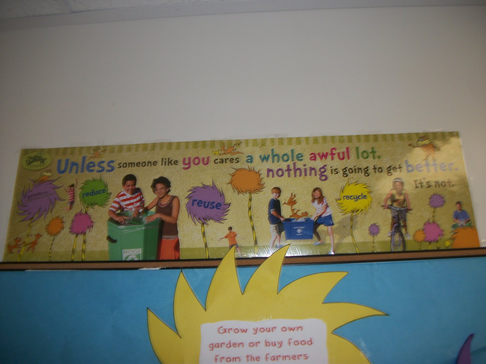 You can make the sun shine anytime earth day bulletin for I can bulletin board ideas