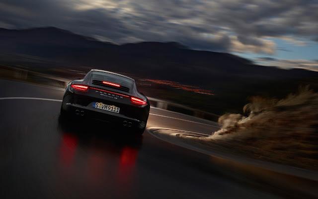 Porsche Carrera 4 GT - Fotos de Carros Deportivos