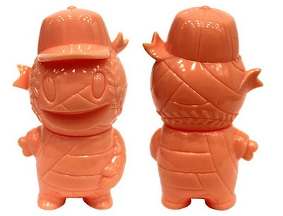 Pocket Baseball Boy Vinyl Figure by Super7