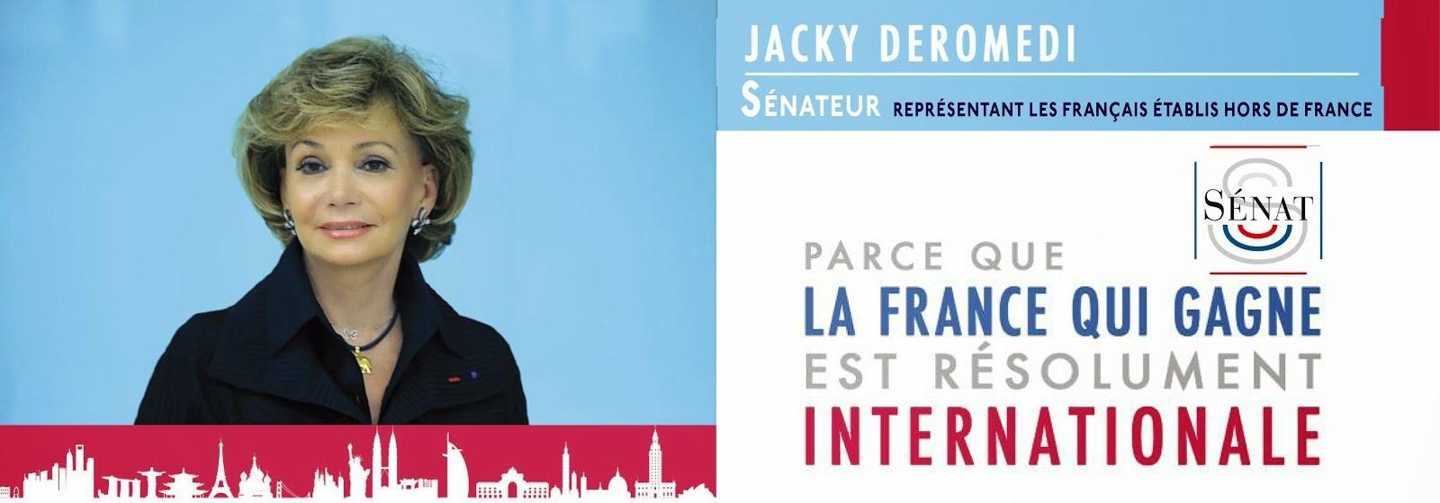 Jacky Deromedi