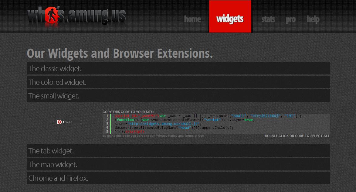 Cara Memasang Widget Visitor Online di Blog
