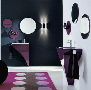 Interior Design Ideas: ULTRA MODERN LUXURY BATHROOM FURNTURE