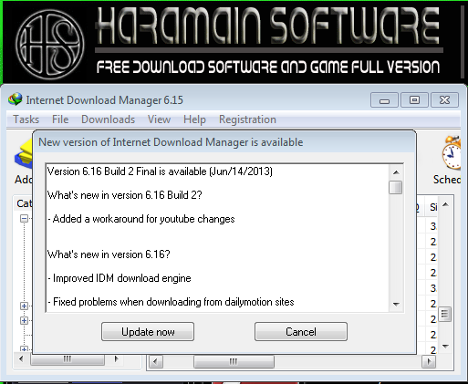 Download Internet Download Manager 6.16 Build 2 Full Version + Patch