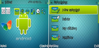 theme full icon android