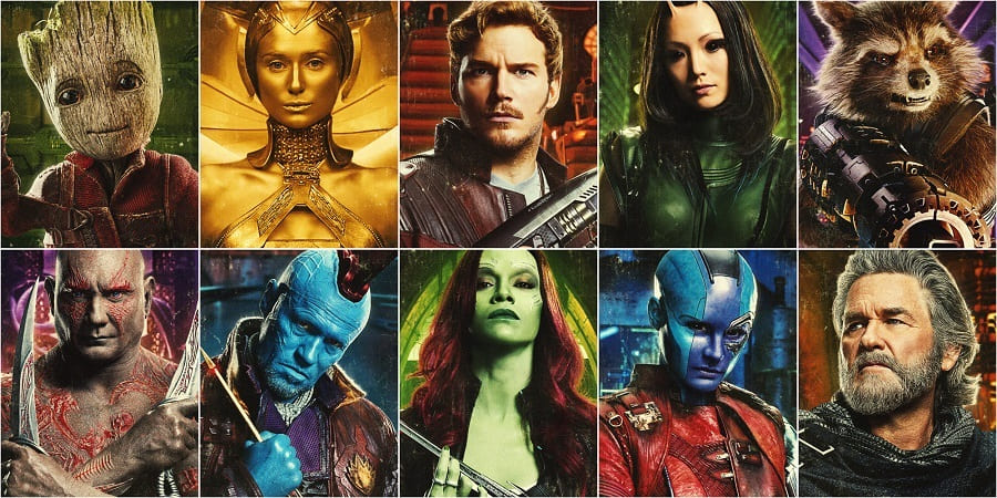 Guardians of the Galaxy Vol. 2 2017 Torrent Imagem