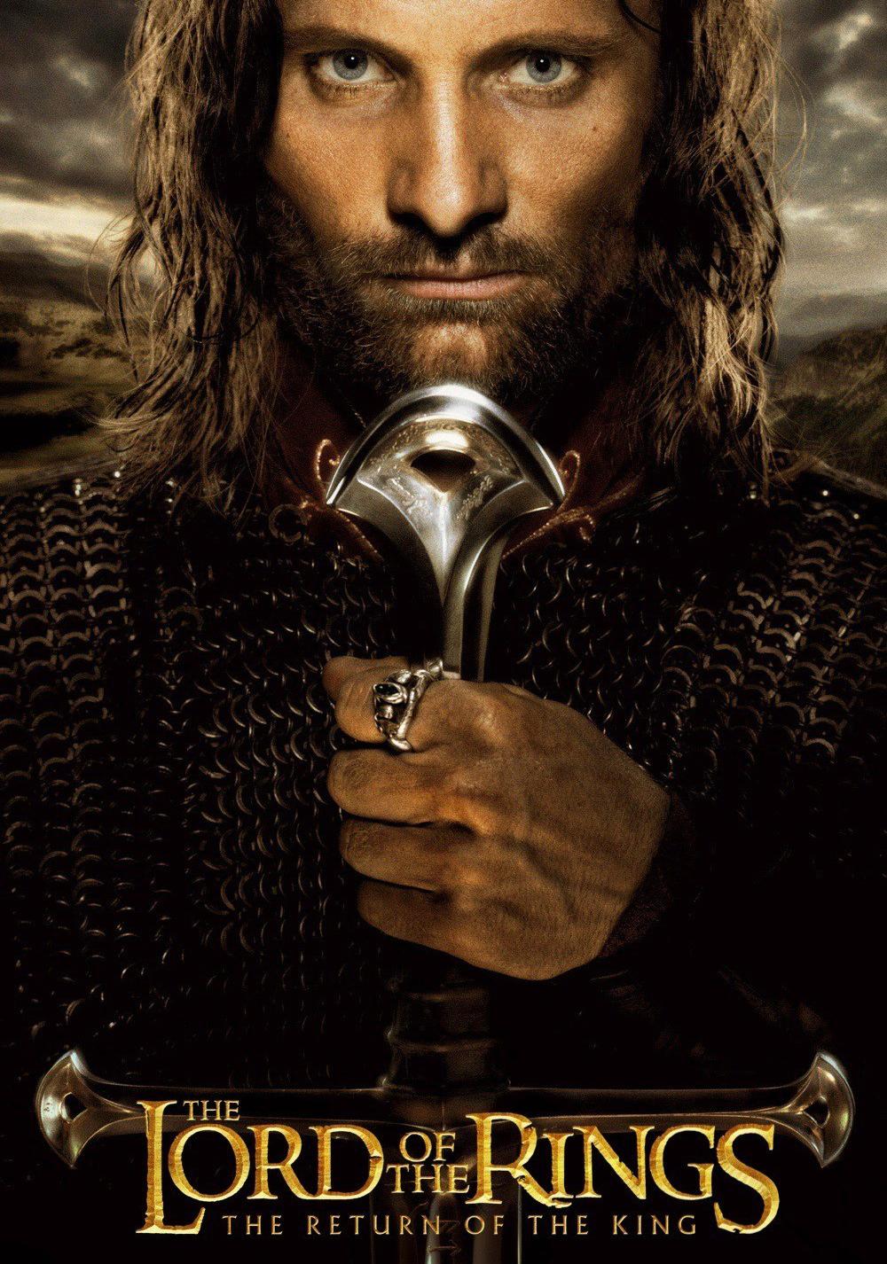 O Senhor dos Anéis O Retorno do Rei Dublado