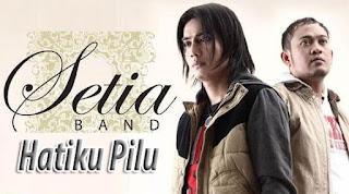 Lirik dan Chord(Kunci Gitar) Setia Band ~ Hatiku Pilu
