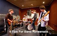 Band Rehearsal Tips image