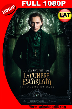 La Cumbre Escarlata (2015) Latino Full HD BDRIP 1080P - 2015