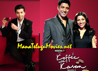 Koffee With Karan -3 E 19 – Farhan Akhtar & Zoya Akhtar