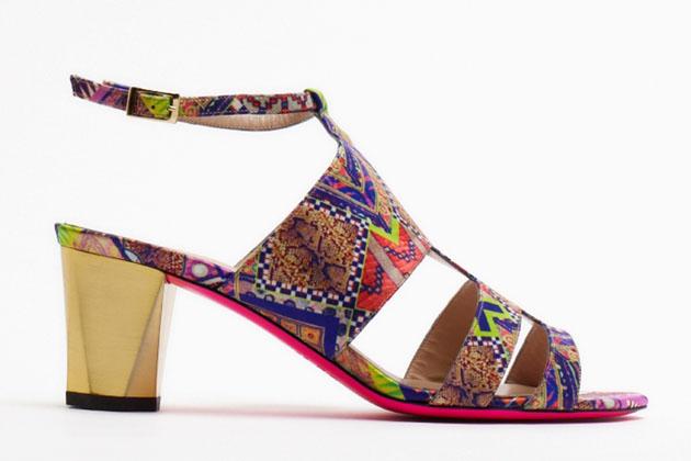 Matthew Williamson latest shoes 2013