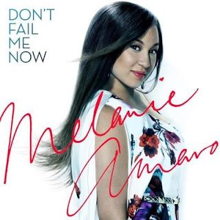 Melanie Amaro - Don't Fail Me Now Lyrics