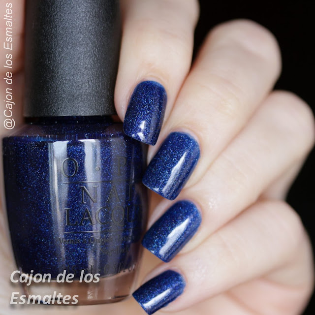 OPI  - Give me space - Colección Starlight 2015